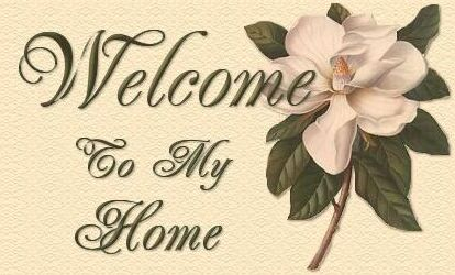 Magnolia Welcome Banner